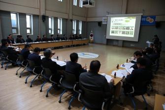 제71회 충청남도민체육대회 읍면 대표자 회의(2019.3.27.) 이미지